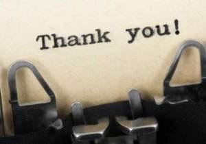 Сегодня отмечается Международный день  спасибо