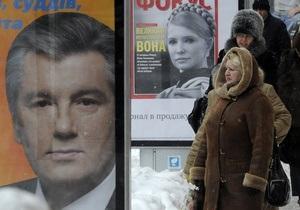 Российская газета: Январь. Украина. Выборы