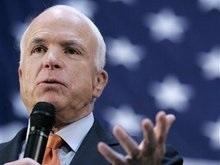NYT: Война привлекла внимание к жесткой позиции Маккейна по России