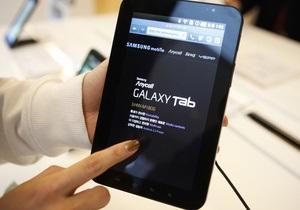 Компания Samsung представила планшетник Galaxy Tab