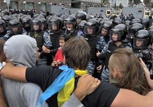 В оппозиции считают, что вчера украинский народ сдал тест на сплоченность