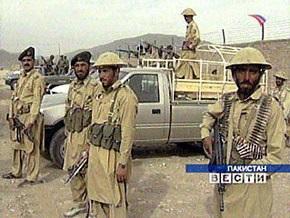 Пакистанские военные захватили лагерь боевиков Лашкар-и-Тайба