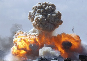 Фотогалерея: Ливийская Одиссея. Международная коалиция начала операцию против режима Каддафи