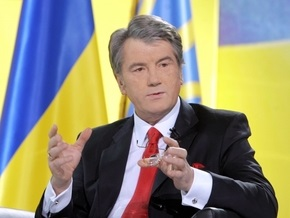 Ющенко полагает, что газовые переговоры закончатся до 7 января