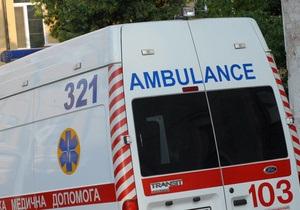 В Луганской области поезд столкнулся с грузовыми вагонами, есть пострадавшие