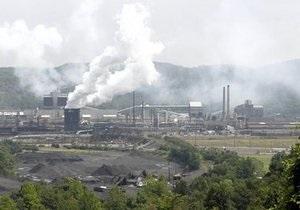 В Пенсильвании на крупнейшем в США коксовом заводе произошел взрыв