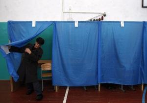Польские наблюдатели фиксируют системные нарушения на выборах президента Украины