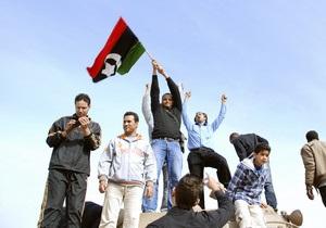 Ливийский дипломат заявил, что режим Каддафи защищают наемники из Африки