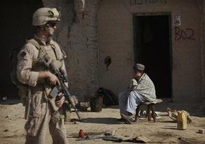 Афганские СМИ обвинили войска международной коалиции в убийстве 12 мирных жителей
