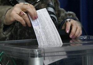 Бюллетень на парламентских выборах будет светло-желтого цвета и длиною более полуметра