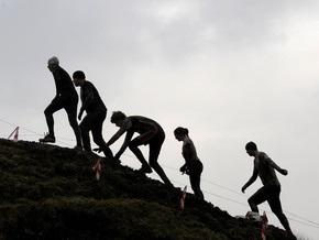Фотогалерея: Забег крутых мужиков