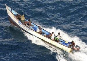 Парижский суд приговорил пять сомалийских пиратов к тюрьме