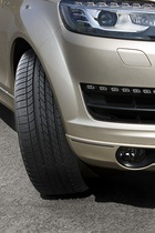 Goodyear Eagle F1 Asymmetric SUV выигрывает свой главный тест