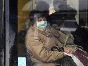 В Одесской области в течение суток почти вдвое возросло количество заболевших ОРЗ и гриппом