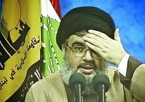 Хизбалла готова сотрудничать с трибуналом ООН по делу об убийстве Харири