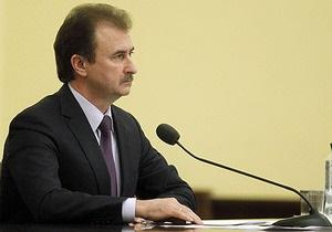 Попов впервые выступил за назначение выборов в Киеве