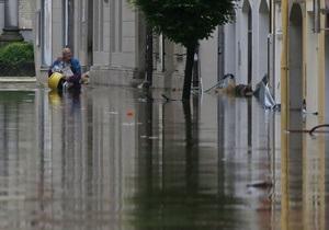 Рекордное наводнение в Европе: число жертв увеличилось до семи