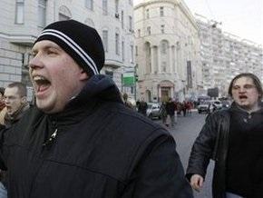 На московском митинге Путина призвали объявить в России новый праздник