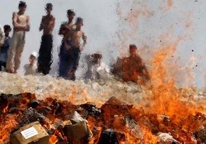 Четырех чилийцев подозревают в ритуальном убийстве ребенка