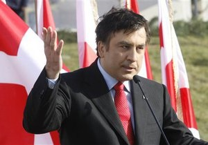 Саакашвили: Успех Грузии – самый большой кошмар для России