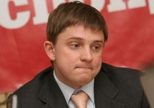 Олесь Довгий появился в Киевсовете на костылях