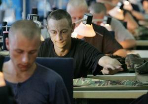 Корреспондент: Сядут все. Украина стала одним из европейских лидеров по доле заключенных