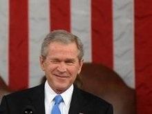 Фотогалерея: Последнее послание Буша-младшего