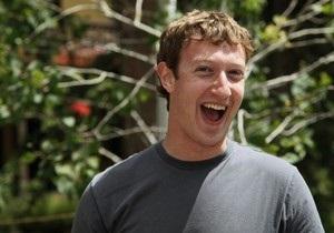 Самым популярным человеком социальной сети Google+ стал Марк Цукерберг
