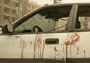 Теракт в Ираке унес жизни пяти человек