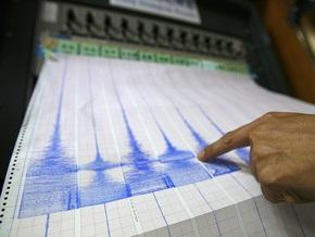В Китае произошло землетрясение силой шесть баллов