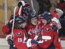 NHL: Овечкин помог Вашингтону уничтожить Бостон