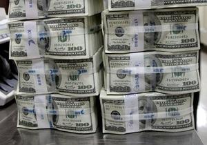 За месяц золотовалютные резервы НБУ рухнули на 8,4%