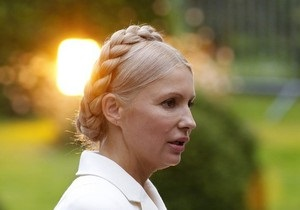Lenta.ru: Закат Тимошенко