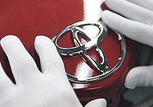 Toyota приостанавливает работу заводов в Европе
