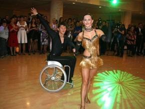 Украинские инвалиды проведут Танцы на колясках