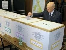 Итальянец съел избирательный бюллетень