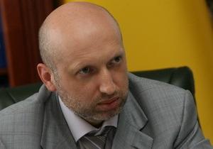 Александр Турчинов ответил на вопросы читателей Корреспондент.net