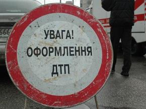 Вчера на дорогах Украины погибли 14 человек