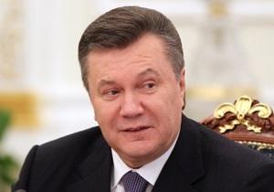 Янукович: 5% украинцев занимаются коррупцией