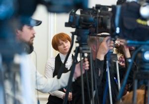 Союз журналистов хочет обсудить свободу слова с Януковичем. Чепак предлагает поговорить с ней