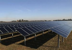 Солнечная энергетика: кризис в Европе и надежда на новые рынки