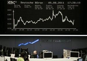 Мировые фондовые индексы рекордно обвалились