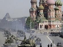 В Москве прошел военный парад Победы