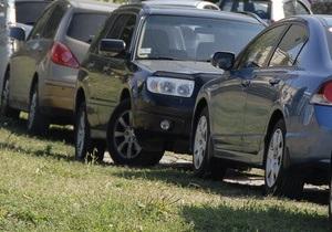 В Киеве налоговики обнаружили незаконную парковку