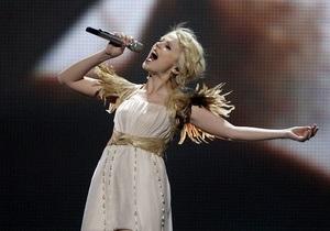 Мика Ньютон выступила в финале Евровидения-2011