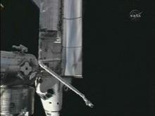 Астронавты Discovery вышли в открытый космос