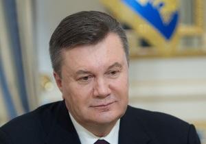 Укриана - Казахстан - ТС - Назарбаев - Янукович улетает в Казахстан