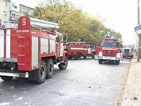 На взорвавшемся в Воронеже складе пиротехники могли хранить боеприпасы