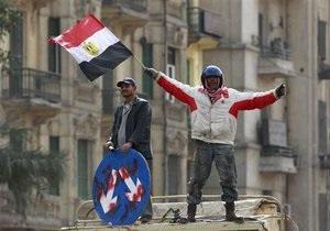 В правительство Египта вошли три оппозиционных министра