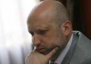 """В ПР заявили, что """"штурмом и захватом  полиграфкомбината Украина руководит Турчинов"""